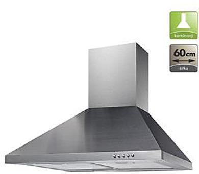Concept OPK3260n Odsavač par komínový 60 cm
