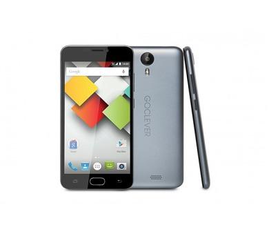GoClever QUANTUM3 500 LTE Dual SIM - šedý