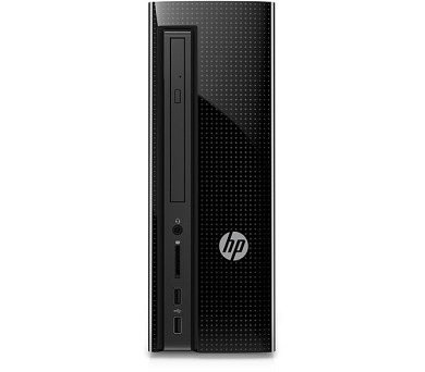 PC mini HP Slimline 260-a105nc Pentium J3710