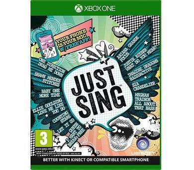 Ubisoft Xbox One Just Sing + DOPRAVA ZDARMA