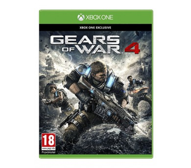Microsoft Xbox One Gears of War 4