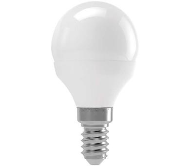 LED žárovka Mini Globe 6W E14 teplá bílá