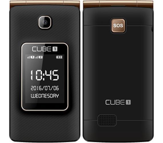 CUBE 1 VF200 - černý