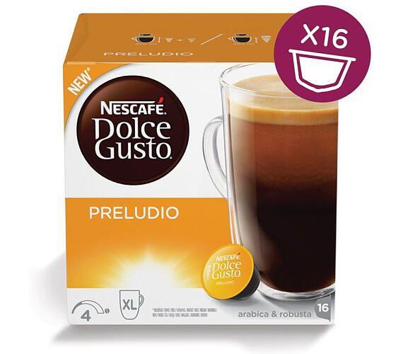 Kávové kapsle Nestle Nescafe Preludio 16Cap