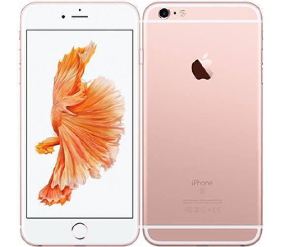 Apple iPhone 6s Plus 32GB - Rose Gold + DOPRAVA ZDARMA