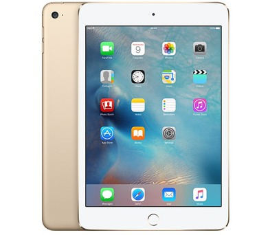 "Apple iPad mini 4 Wi-Fi 32 GB - Gold 7.9"""