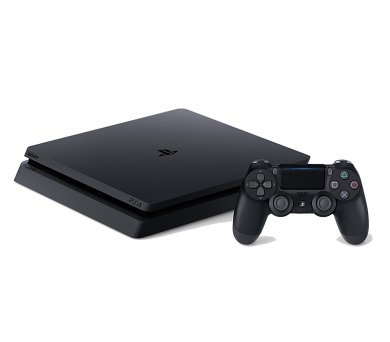 Sony PlayStation 4 SLIM 500GB - černý