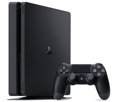 Sony PlayStation 4 SLIM 1TB - černý