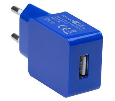 CONNECT IT CI-597 adaptér 230 1xUSB1A BU