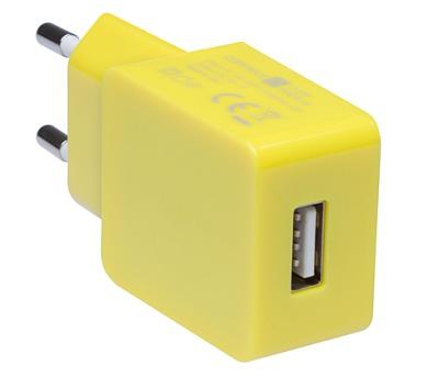 CONNECT IT CI-599 adaptér 230 1xUSB1A YE