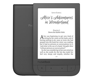 Čtečka e-knih Pocket Book 631 Touch HD - černá