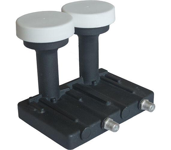 Konvertor Zircon Monoblock Twin M-0243 Skylink 0,2dB Slim line
