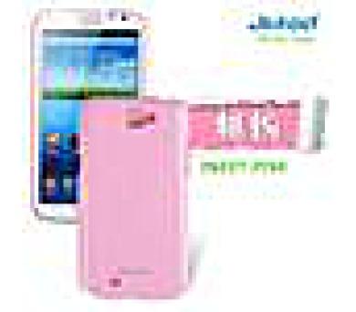 JEKOD Shiny Pouzdro Pink pro Samsung N7100 Galaxy Note2