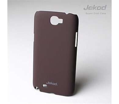 JEKOD Super Cool Pouzdro Brown pro Samsung N7100 Galaxy Note2