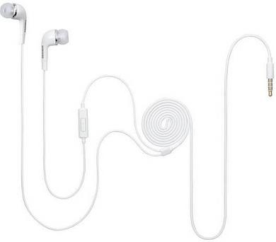 Samsung Stereo HF vč. Ovládání Hlasitosti White (Bulk)
