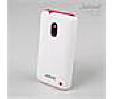 JEKOD Super Cool Pouzdro White pro Nokia Lumia 620