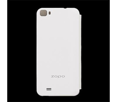 ZOPO Kožené Flipové pouzdro pro ZP980+ White (EU Blister)