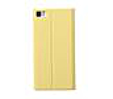 Xiaomi NBH27AB Original Flip Pouzdro vč. Stojánku Yellow pro Mi3 (EU Blister)