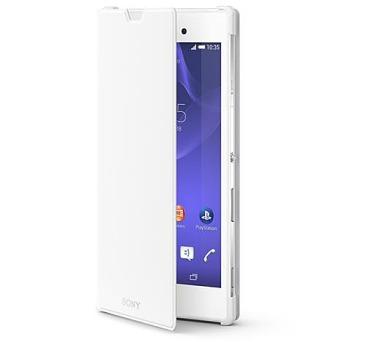 Sony Style Cover pro Xperia T3 White + DOPRAVA ZDARMA