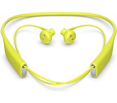 Sony Stereo Bluetooth Headset Lime