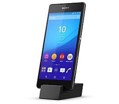 Sony Xperia Z3+ Charging Dock Black + DOPRAVA ZDARMA