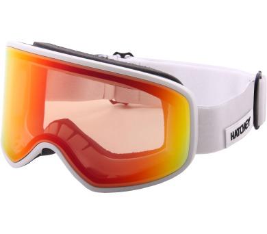 Lyžařské brýle Elektric White Hatchey + DOPRAVA ZDARMA
