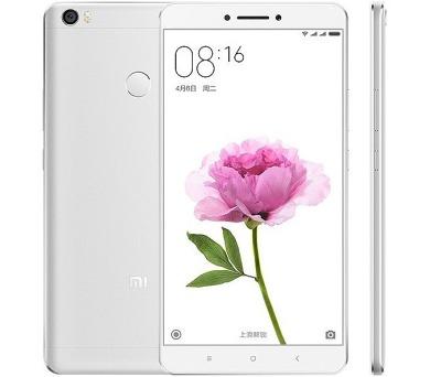 Xiaomi Mi Max 16 GB - stříbrný + DOPRAVA ZDARMA