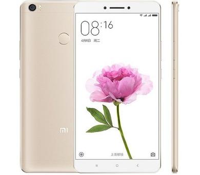 Xiaomi Mi Max 64 GB - zlatý + DOPRAVA ZDARMA