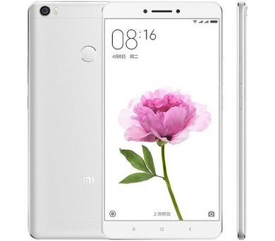 Xiaomi Mi Max 64 GB - stříbrný + DOPRAVA ZDARMA