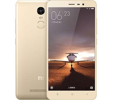 Xiaomi Redmi Note 3 32 GB - zlatý