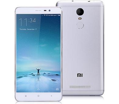 Xiaomi Redmi Note 3 PRO 16 GB - stříbrný