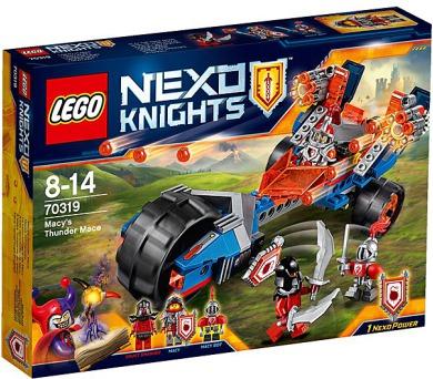 Stavebnice Lego® Nexo Knights 70319 Macyin hromový palcát