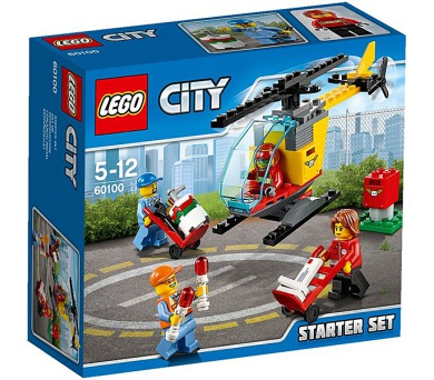 Stavebnice Lego® City Letiště 60100 Startovací sada