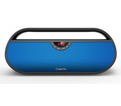 MANTA SPK413 blue - Přenosné rádio + DOPRAVA ZDARMA