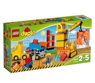 Stavebnice Lego® DUPLO Město 10813 Velké staveniště