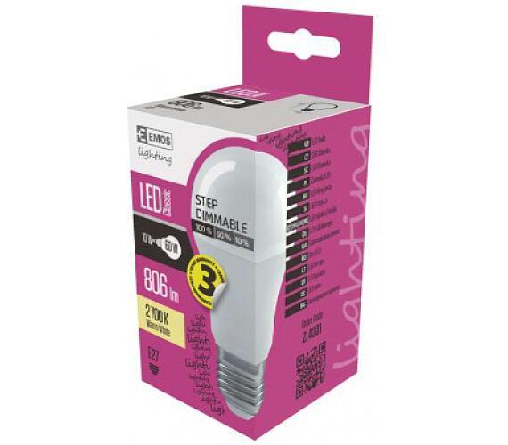 LED žárovka Premium A60 10W E27 teplá bílá