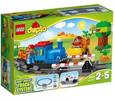 Stavebnice Lego® DUPLO Město 10810 Vláček