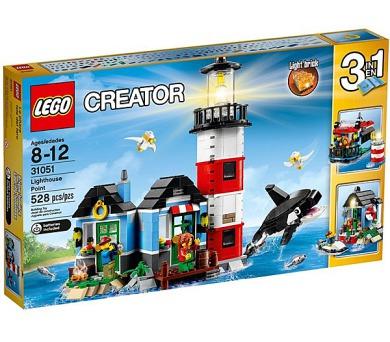 Stavebnice Lego® Creator 31051 Maják