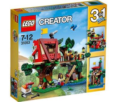 Stavebnice LEGO® CREATOR 31053 Dobrodružství v domku na stromě + DOPRAVA ZDARMA