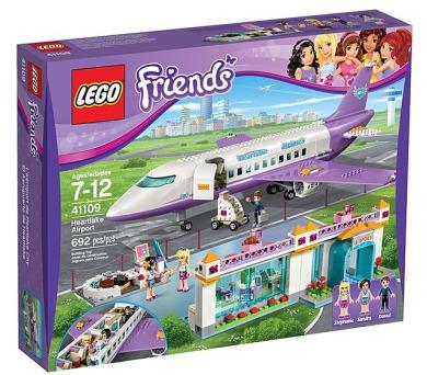 Stavebnice Lego® Friends 41109 Letiště v městečku Heartlake