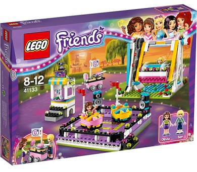 Stavebnice Lego® Friends 41133 Autíčka v zábavním parku