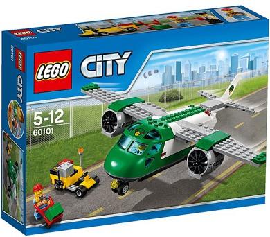 Stavebnice Lego® City Letiště 60101 Nákladní letadlo
