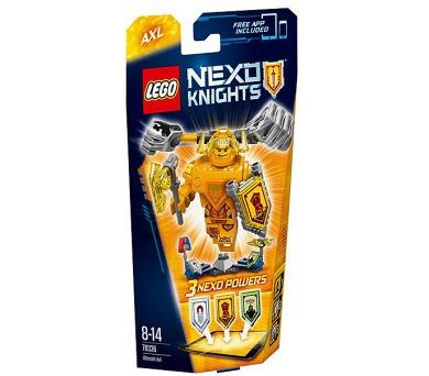 Stavebnice Lego® Nexo Knights 70336 Úžasný Axl