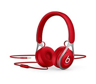 Beats EP On-Ear - červená + DOPRAVA ZDARMA