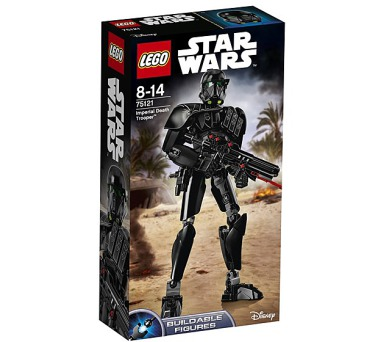 Stavebnice Lego® Star Wars 75121 Akční figurky Confidential construction_3