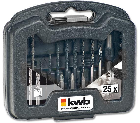 Set vrtáků a bitů KWB