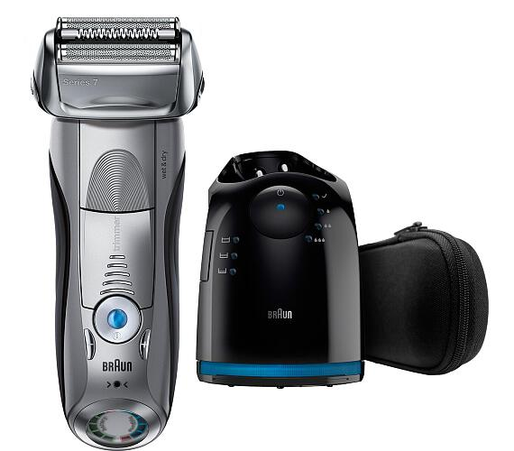 Braun Series 7-7899cc Clean&Charge Wet&Dry + DOPRAVA ZDARMA