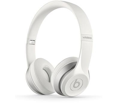 Beats Solo2 Wireless - bílá