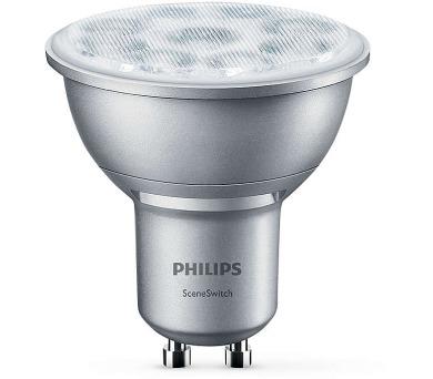 LED SceneSwitch GU10 50/25/10W 827 36D Massive 8718696598580