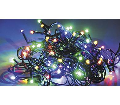 Světelný LED řetěz na baterky s časovačem 50 LED Massive 31981